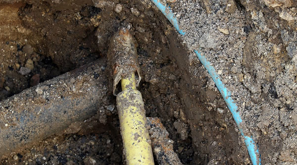 Collapsed Pipe Repairs in Columbus OH