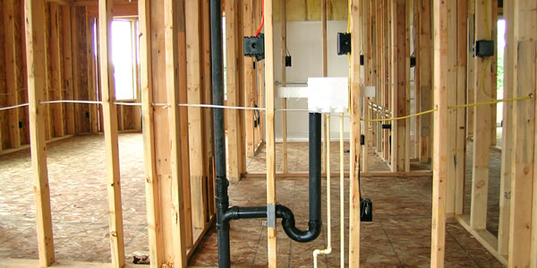 New Construction Plumbing in Columbus OH