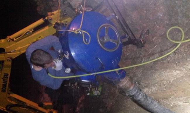 Pipe Bursting repairs Columbus