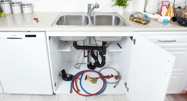 Residential Plumbing Services in Columbus.