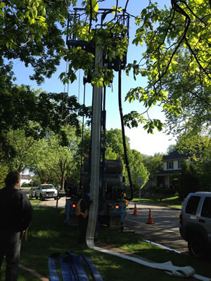 Trenchless Pipe Repairs in Columbus, OH.