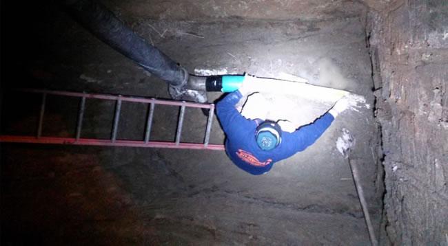 Underground Pipe Repairs in Columbus, OH.